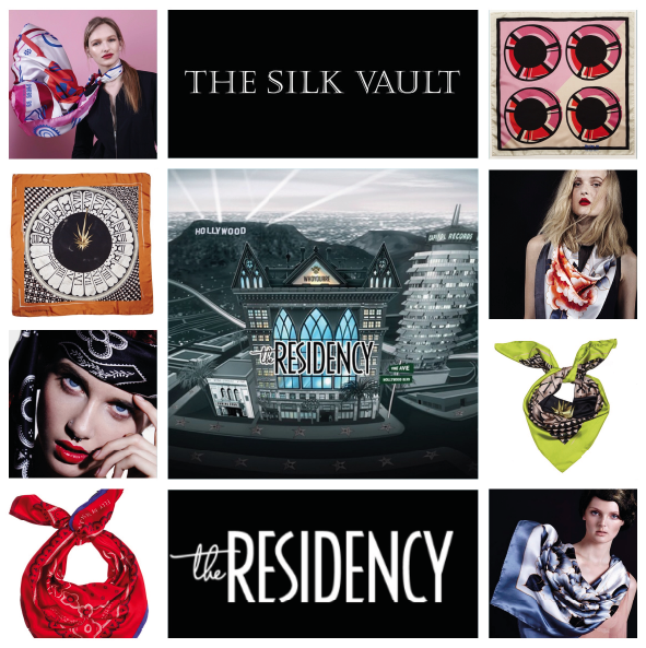 The Residency The Silk Vault Whoyouare B Akerlund