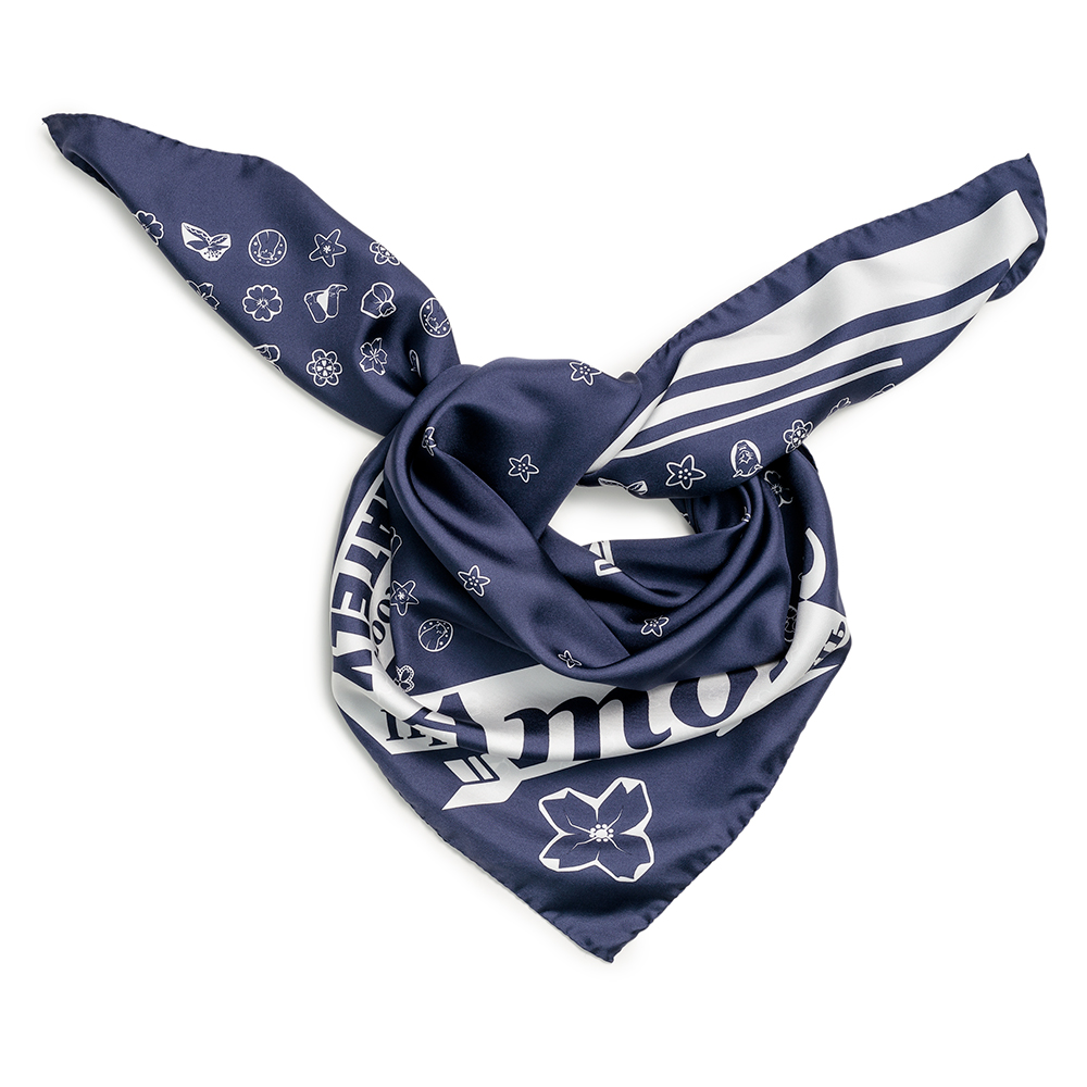 Amor_foulard_perfectindigo_knotted_arrow